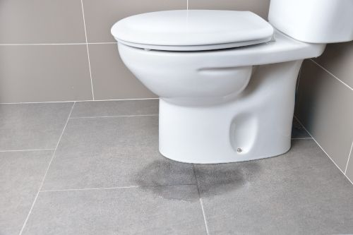 Why Is My Toilet Is Leaking At The Base